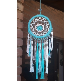 Mandala (DreamCatcher) - Tiffany - Pequena